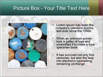 Men Wearing Protective Equipment PowerPoint Template - Slide 13