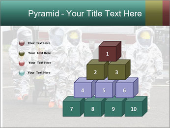 Men Wearing Protective Equipment PowerPoint Templates - Slide 31