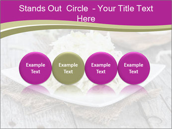 White Cabbage Salad PowerPoint Templates - Slide 76