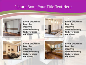 Stylish Dining Room PowerPoint Template - Slide 14