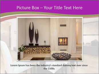 Stylish Dining Room PowerPoint Template - Slide 15
