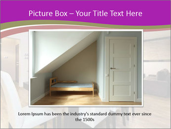 Stylish Dining Room PowerPoint Template - Slide 16