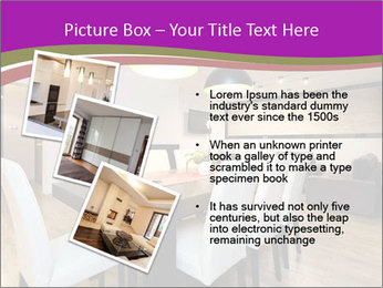 Stylish Dining Room PowerPoint Template - Slide 17