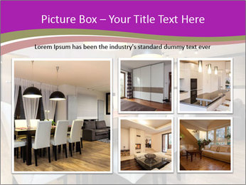 Stylish Dining Room PowerPoint Template - Slide 19