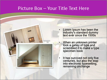 Stylish Dining Room PowerPoint Template - Slide 20