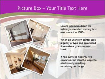 Stylish Dining Room PowerPoint Template - Slide 23