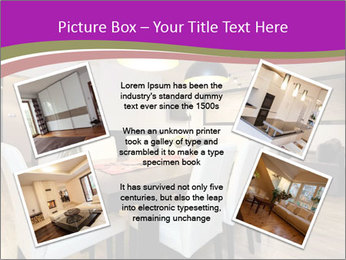 Stylish Dining Room PowerPoint Template - Slide 24