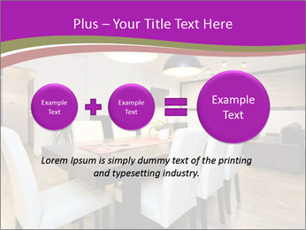 Stylish Dining Room PowerPoint Template - Slide 75