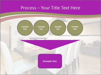 Stylish Dining Room PowerPoint Template - Slide 93