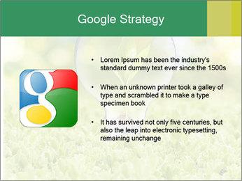 Green Light Bulb PowerPoint Template - Slide 10