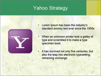Green Light Bulb PowerPoint Template - Slide 11