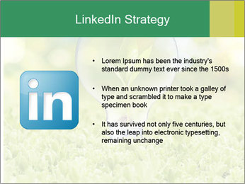 Green Light Bulb PowerPoint Template - Slide 12