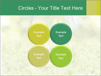 Green Light Bulb PowerPoint Template - Slide 38