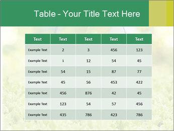 Green Light Bulb PowerPoint Template - Slide 55