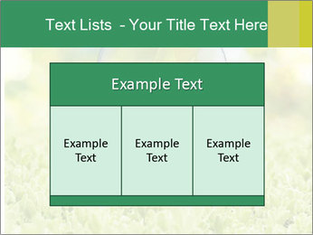 Green Light Bulb PowerPoint Template - Slide 59