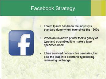 Green Light Bulb PowerPoint Template - Slide 6