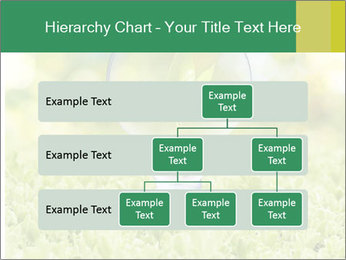 Green Light Bulb PowerPoint Template - Slide 67