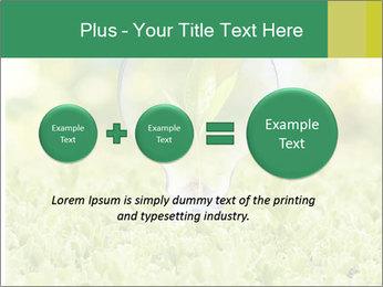 Green Light Bulb PowerPoint Template - Slide 75