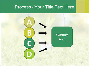 Green Light Bulb PowerPoint Template - Slide 94