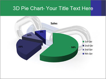 Three Pieces Of Chain PowerPoint Template - Slide 35