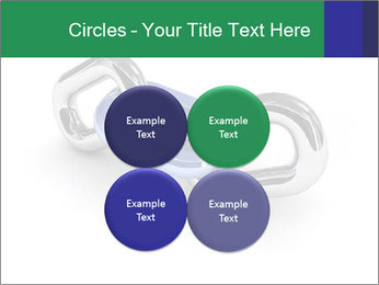 Three Pieces Of Chain PowerPoint Template - Slide 38