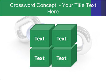 Three Pieces Of Chain PowerPoint Template - Slide 39