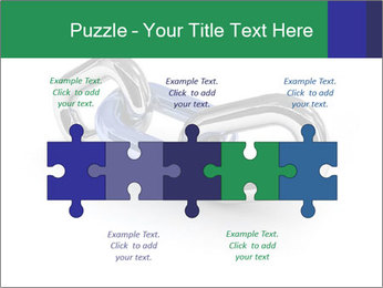 Three Pieces Of Chain PowerPoint Template - Slide 41