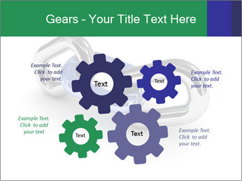 Three Pieces Of Chain PowerPoint Template - Slide 47