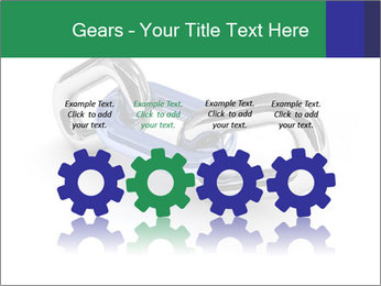 Three Pieces Of Chain PowerPoint Template - Slide 48