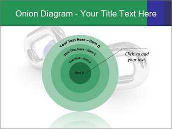 Three Pieces Of Chain PowerPoint Template - Slide 61