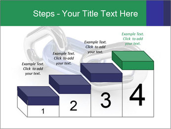 Three Pieces Of Chain PowerPoint Template - Slide 64