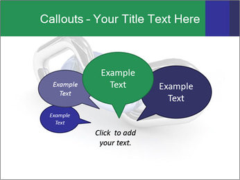Three Pieces Of Chain PowerPoint Template - Slide 73