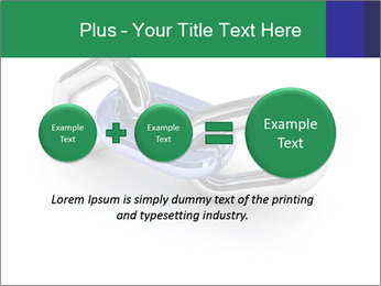 Three Pieces Of Chain PowerPoint Template - Slide 75