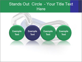 Three Pieces Of Chain PowerPoint Template - Slide 76