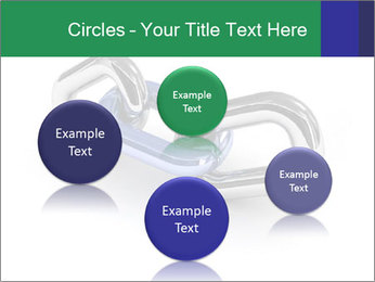 Three Pieces Of Chain PowerPoint Template - Slide 77