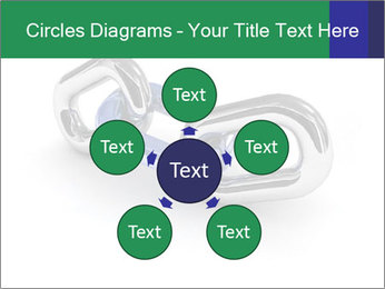 Three Pieces Of Chain PowerPoint Template - Slide 78