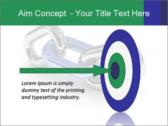 Three Pieces Of Chain PowerPoint Template - Slide 83