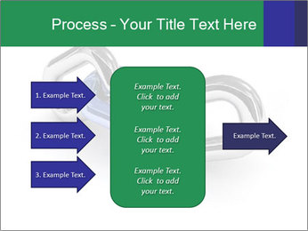 Three Pieces Of Chain PowerPoint Template - Slide 85