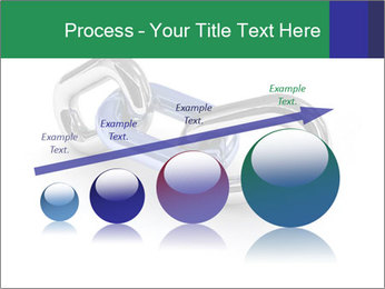 Three Pieces Of Chain PowerPoint Template - Slide 87