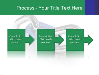 Three Pieces Of Chain PowerPoint Template - Slide 88
