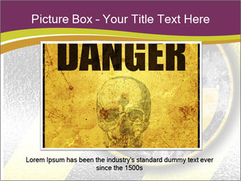 Nuclear Sign PowerPoint Template - Slide 15
