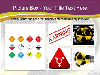 Nuclear Sign PowerPoint Template - Slide 19