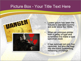 Nuclear Sign PowerPoint Template - Slide 20