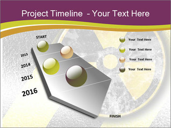 Nuclear Sign PowerPoint Template - Slide 26