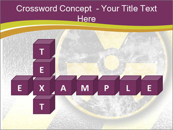 Nuclear Sign PowerPoint Template - Slide 82