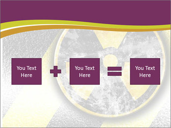 Nuclear Sign PowerPoint Template - Slide 95