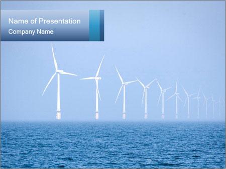 Windfarm PowerPoint Templates