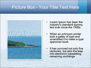 Windfarm PowerPoint Templates - Slide 13