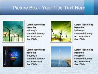 Windfarm PowerPoint Templates - Slide 14