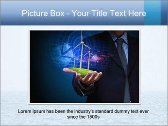 Windfarm PowerPoint Templates - Slide 15